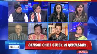 The Newshour Debate: 28 Words & a Curse List - Full Debate (16th Feb 2015)