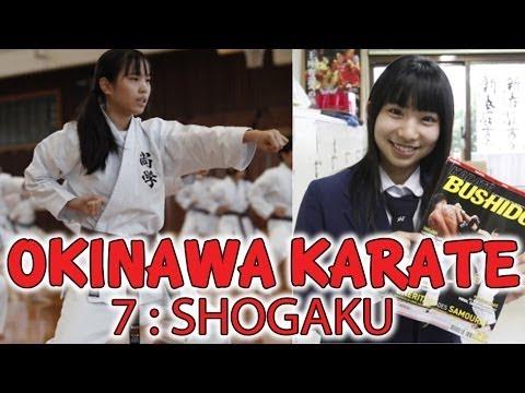 OKINAWA KARATE 7 - Shogaku