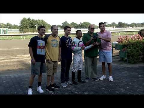 video thumbnail for MONMOUTH PARK 9-22-19 RACE 7