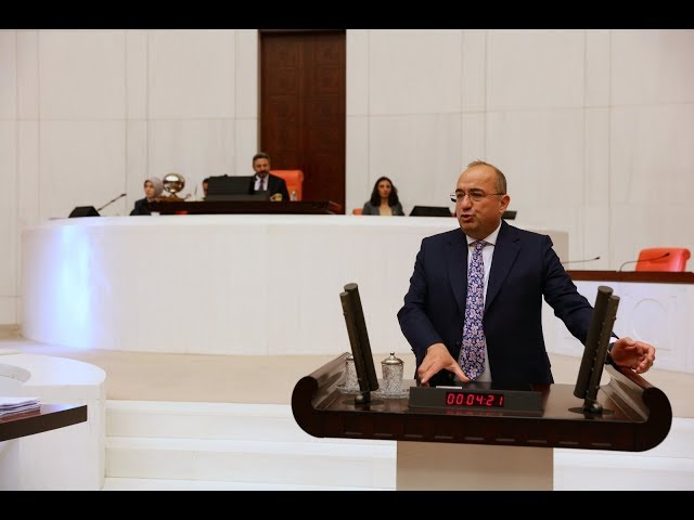 Ayhan Gider 57. Alay Hakkında Meclis Konuşması 19.4.2018