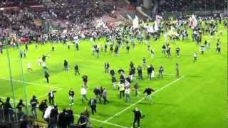 Cagliari-Juventus 2012 SCONTRI!