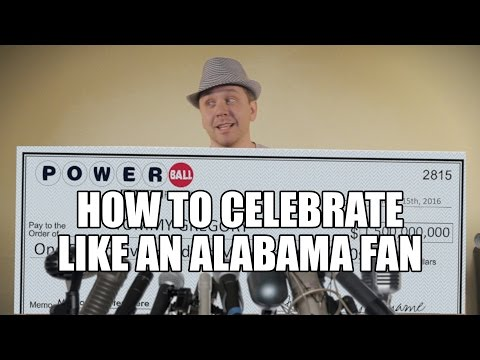 SEC Shorts: Learn how to celebrate just like an Alabama fan