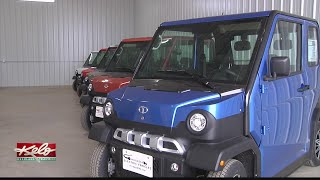 Momentum Motorwerks hopes to take their electric recreational vehicles national