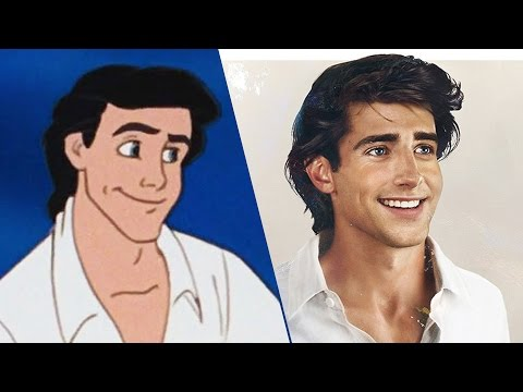 Thumbnail: What Disney Princes Would Look Like In Real Life