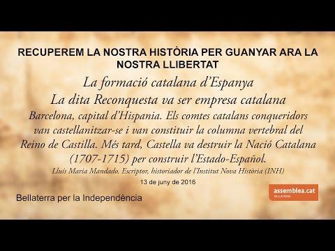 La formació catalana d'Espanya