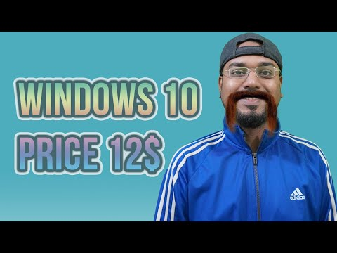 Buy Windows 10 Pro At 12$ Only.