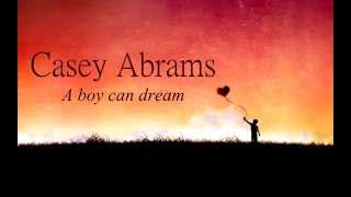 Watch Casey Abrams A Boy Can Dream video