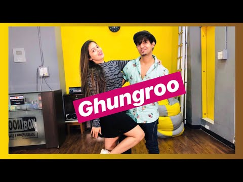 Ghungroo Song dance   War - Hrithik Roshan Vani Kapoor   Vicky & Aakanksha Mp3