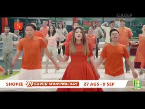 Iklan Shopee - Goyang Pipi - Via Vallen