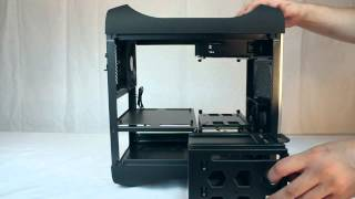 Bitfenix Prodigy Black Mini-ITX Tower Case Review