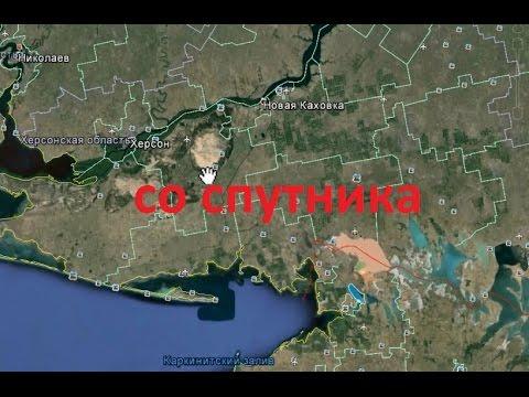 Спутниковая Карта Умань