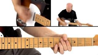 Funk Rhythm Guitar Lesson - #17 Super Wah  - Oz Noy