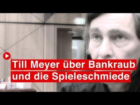 """Interview ♦ Till Meyer über Crowdfunding und """"Bankraub, das Brettspiel"""""""