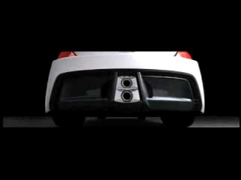 2005 Nissan Sport Concept Promotional Video Youtube