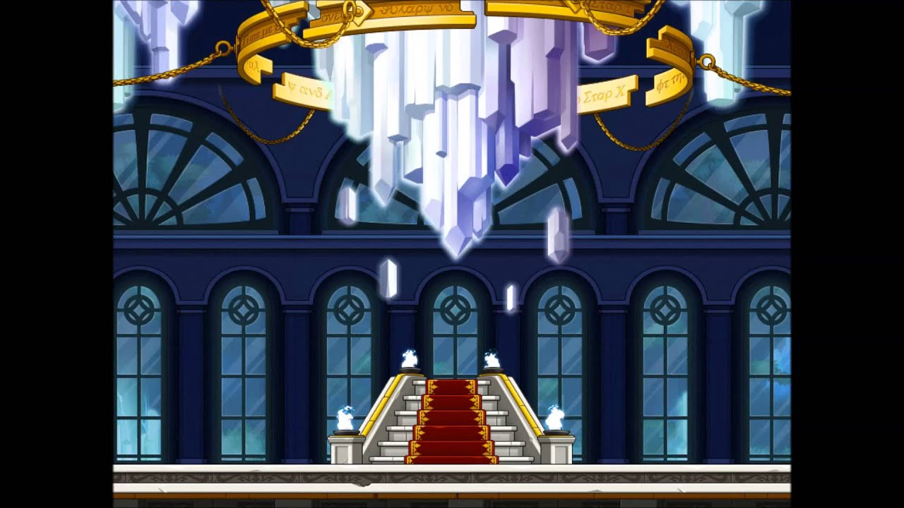 [MapleStory BGM] Grand Athenaeum: The Aurora (KMST 1.2.488 ...