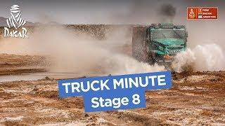 The Truck Minute - Stage 8 (Uyuni / Tupiza) - Dakar 2018