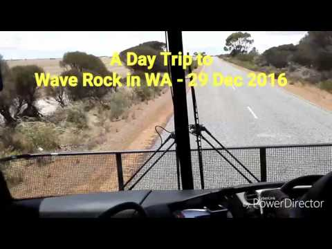 A day trip Bus Tour to Wave Rock from Perth Western Australia Dec 016 – hyden, Hyden | Travalian