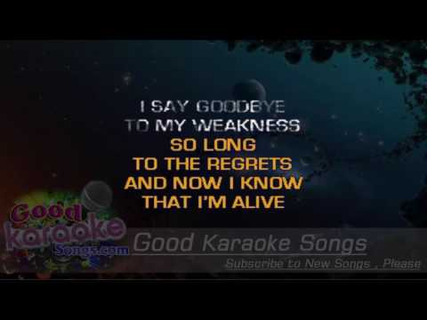 Diamond Eyes -  Shinedown (Lyrics Karaoke) [ goodkaraokesongs.com ]