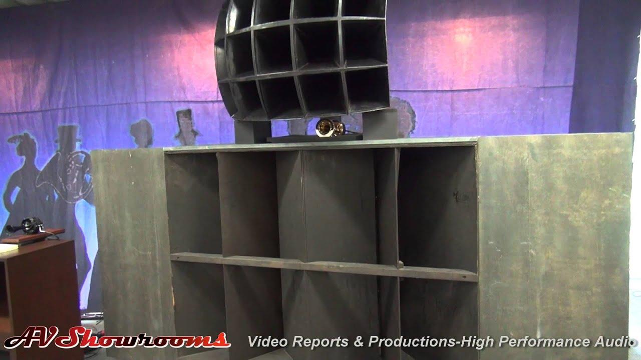 Silbatone Western Electric Loudspeakers Youtube