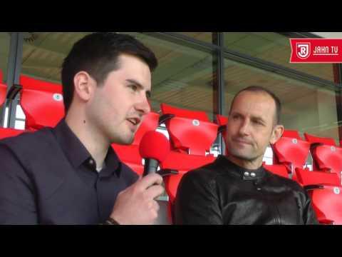 Heiko Herrlich: Interview vor dem Pokal-Halbfinale