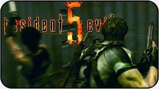 RESIDENT EVIL 5 - Só Pistolas #2 - SHEVA BURRA!!!!