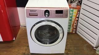 삼성 12kg 버블워시 드럼세탁기 sew-hmr147r…