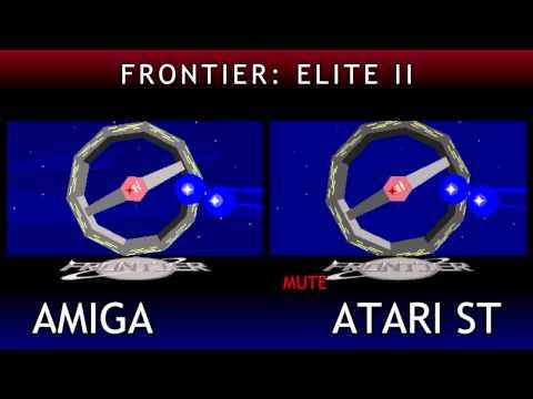 Amiga V Atari ST - Frontier: Elite II