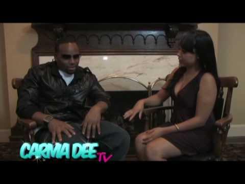 Carma Dee Interviews R&B singer AVANT