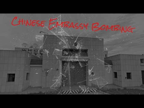 Chinese Embassy Bombing (Kyrgyzstan)