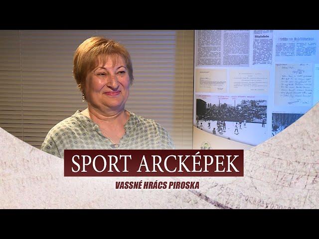 PORT ARCKÉPEK - VENDÉG: VASSNÉ HRÁCS PIROSKA