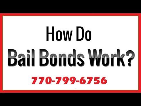 How Do Bail Bonds Work | Atlanta Georgia Bail Bondsman