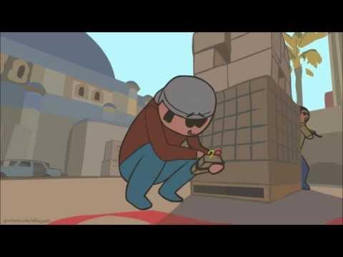 CS:GO Cartoon | Global Vs Silver