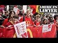 Fast Food Workers Plan Strikes During Midterms To Draw Attention To Corporate Greed