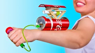 How to Build Coca-Cola Spy Weapon