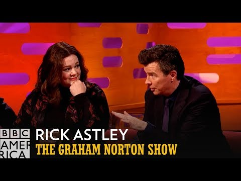 Rick Astley's Daughter Taught Him About Rickrolling | The Graham Norton Show | BBC America