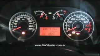 Test Drive Nuevo Fiat Idea