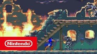 Castlevania Dracula X - Nintendo eShop Trailer (New Nintendo 3DS)