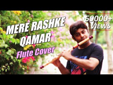 Mere Rashke Qamar - Baadshaho - Rahat Fateh Ali Khan - Flute Cover Instrumenta- Divine Bansuri