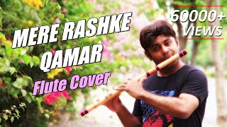 Mere Rashke Qamar | Flute Cover | Instrumental | Baadshaho | Divine Bansuri