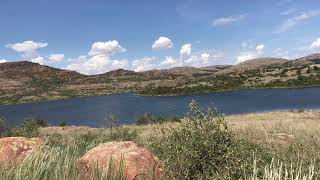 Wichita Mountain Wildlife Refuge Treasure Hunt