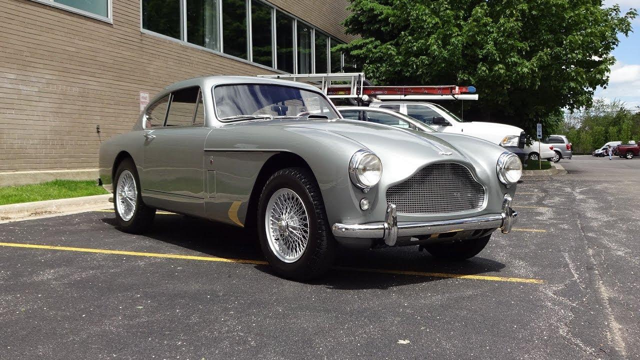 1959 Aston Martin Db 2 4 Mark Mk Iii In Grey Engine Sound On My Car Story With Lou Costabile Youtube