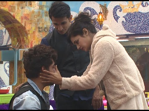 Bigg Boss 9 | Rishabh Sinha Humiliates Kishwer Merchant & Makes Suyyash Rai Cry!