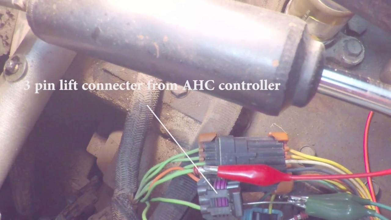 Valve Wiring Diagram Bobcat 873g 32 40 Error Lift Handle Not Calibrated