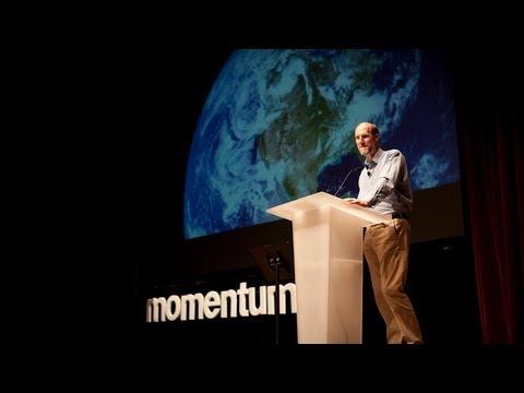 Momentum 2012: Environmental Theologian Martin Palmer