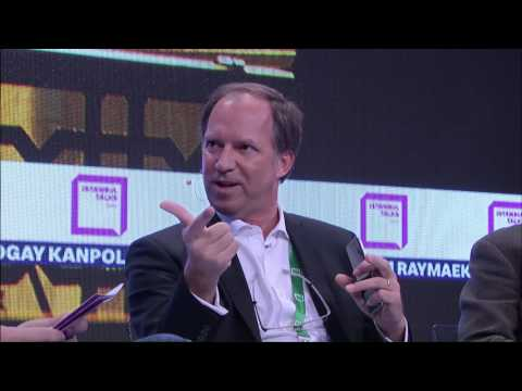 Istanbul TALKS / Fintech -  Case for the World of Payments and Transfers