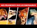 Los mamíferos más grandes de la antigüedad hacían que los dinosaurios parecieran cachorros