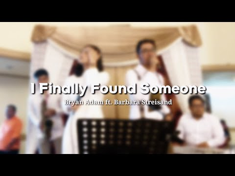 I Finally Found Someone ( Cover By. Swag Pro. Entertainment )