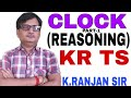 CLOCK - (REASONING) FOR ALL COMPETITIVE EXAMS - KRTS