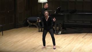 2018 Lotte Lenya Competition: Reilly Nelson