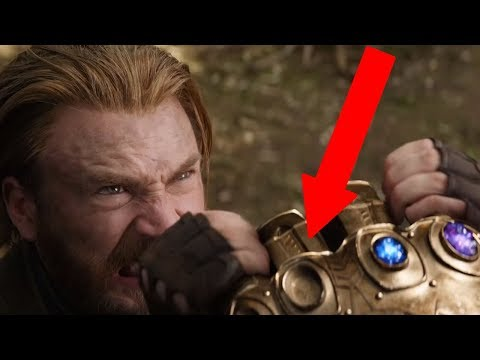 Did They CGI Out The Other Infinity Stones To Prevent A Spoiler? -TJCS Companion Vdieo